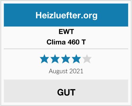 EWT Clima 460 T Test