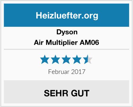 Dyson Air Multiplier AM06 Test