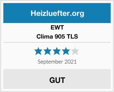 EWT Clima 905 TLS Test