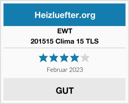 EWT 201515 Clima 15 TLS Test