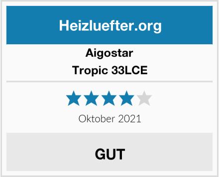 Aigostar Tropic 33LCE Test