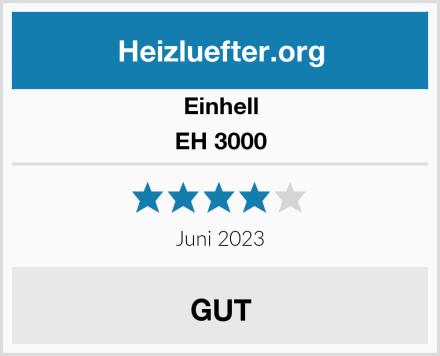 Einhell EH 3000 Test