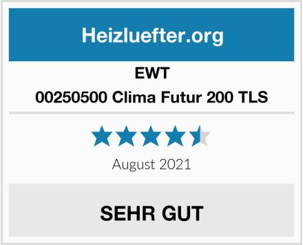 EWT 00250500 Clima Futur 200 TLS Test