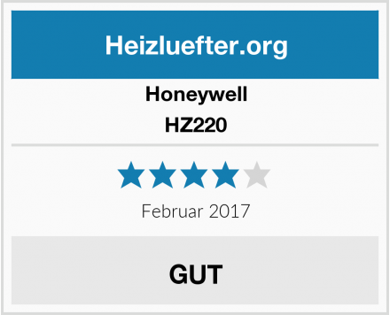 Honeywell HZ220 Test