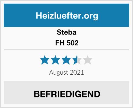 Steba FH 502 Test