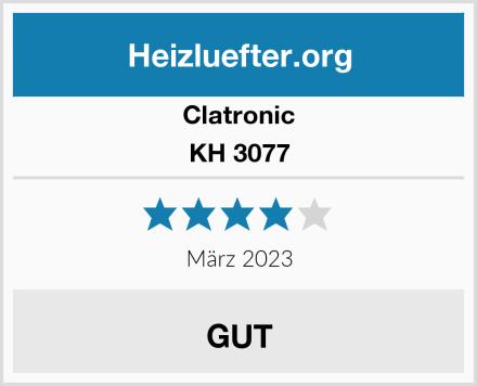Clatronic KH 3077 Test