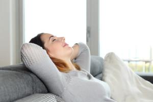 Schlechte und trockene Luft durch einen Heizlüfter?
